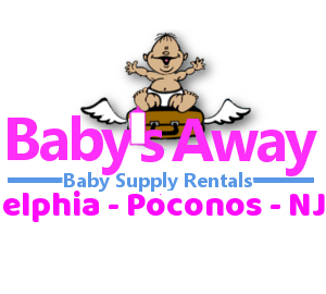 Baby Equipment Rental Philadelphia - Poconos - NJ Shore